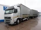 camion remorque savoyarde Volvo occasion