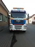 camion cu remorca platformă standard MAN second-hand