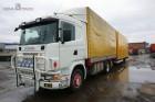 camion remorque Scania R 124 SB 642 4HA 470