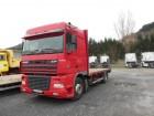 camion remorque plateau DAF occasion