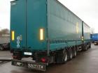camion remorque Scania L 124L