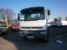 camion remorque polybenne Renault occasion