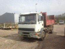 camion remorque polybenne DAF occasion