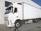 camión remolque Ampliroll Volvo usado