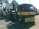 camion remorque porte engins Renault occasion