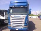 autotreno isotermico Scania usato