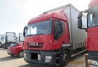 camion cu remorca obloane laterale suple culisante (plsc) Iveco second-hand