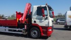 camion remorque porte engins DAF occasion
