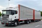 camion remorque Scania L 124L420