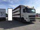 camion remorque bétaillère porcins Volvo occasion