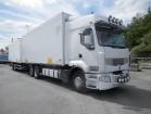 camion remorque fourgon Renault occasion