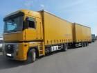 camion remorque rideaux coulissants (plsc) Renault occasion