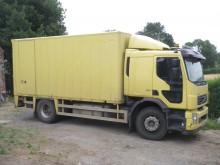 camion remorque fourgon déménagement Volvo occasion