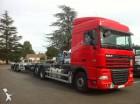 camion remorque porte containers DAF occasion