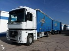 camion remorque porte containers Renault occasion