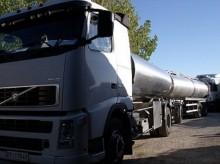 autotreno cisterna trasporto alimenti usato