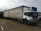 camion remorque rideaux coulissants (plsc) Scania occasion