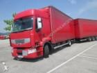camión remolque caja abierta estándar Renault usado
