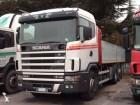 autotreno ribaltabile bilaterale Scania usato