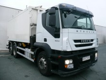 Iveco cereal tipper trailer truck