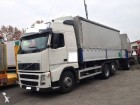 used Volvo two-way side tipper trailer truck