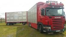 camion remorque Scania R 480