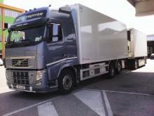 autotreno frigo trasporto carne Volvo usato