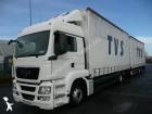 camion remorque rideaux coulissants (plsc) MAN occasion