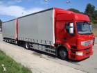 camión remolque lona corredera (tautliner) Renault usado