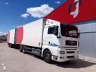 camión remolque furgón estándar MAN usado