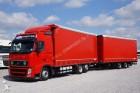 camion cu remorca benă Volvo second-hand