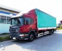 autotreno cassone centinato Scania usato