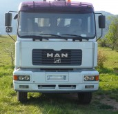 used MAN tipper trailer truck