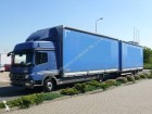 Mercedes Atego 822 L trailer truck