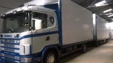 camion remorque Scania G 124G400