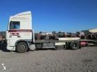 camion cu remorca transport utilaje DAF second-hand