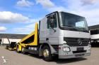 camion remorque porte voitures Mercedes occasion