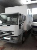 camion cu remorca transport animale Iveco second-hand