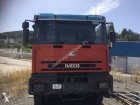 used Iveco tipper trailer truck