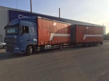 DAF XF105 410 trailer truck