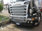 camion remorque benne tri-benne Scania occasion