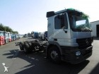 used Mercedes chassis trailer truck