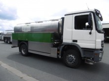 used Mercedes food tanker trailer truck