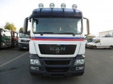 used MAN chassis trailer truck