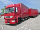 used Renault tautliner trailer truck