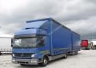 camión remolque Mercedes Atego 822 przestrzenny Euro5, 775/249/303