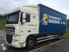camión remolque lonas deslizantes (PLFD) DAF usado