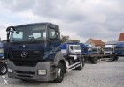 camion remorque polybenne Mercedes occasion