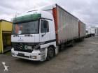 camión remolque lonas deslizantes (PLFD) Mercedes usado