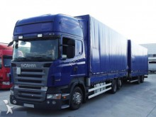 Scania R 420.26 TOP Line, EURO 5, 4 units trailer truck